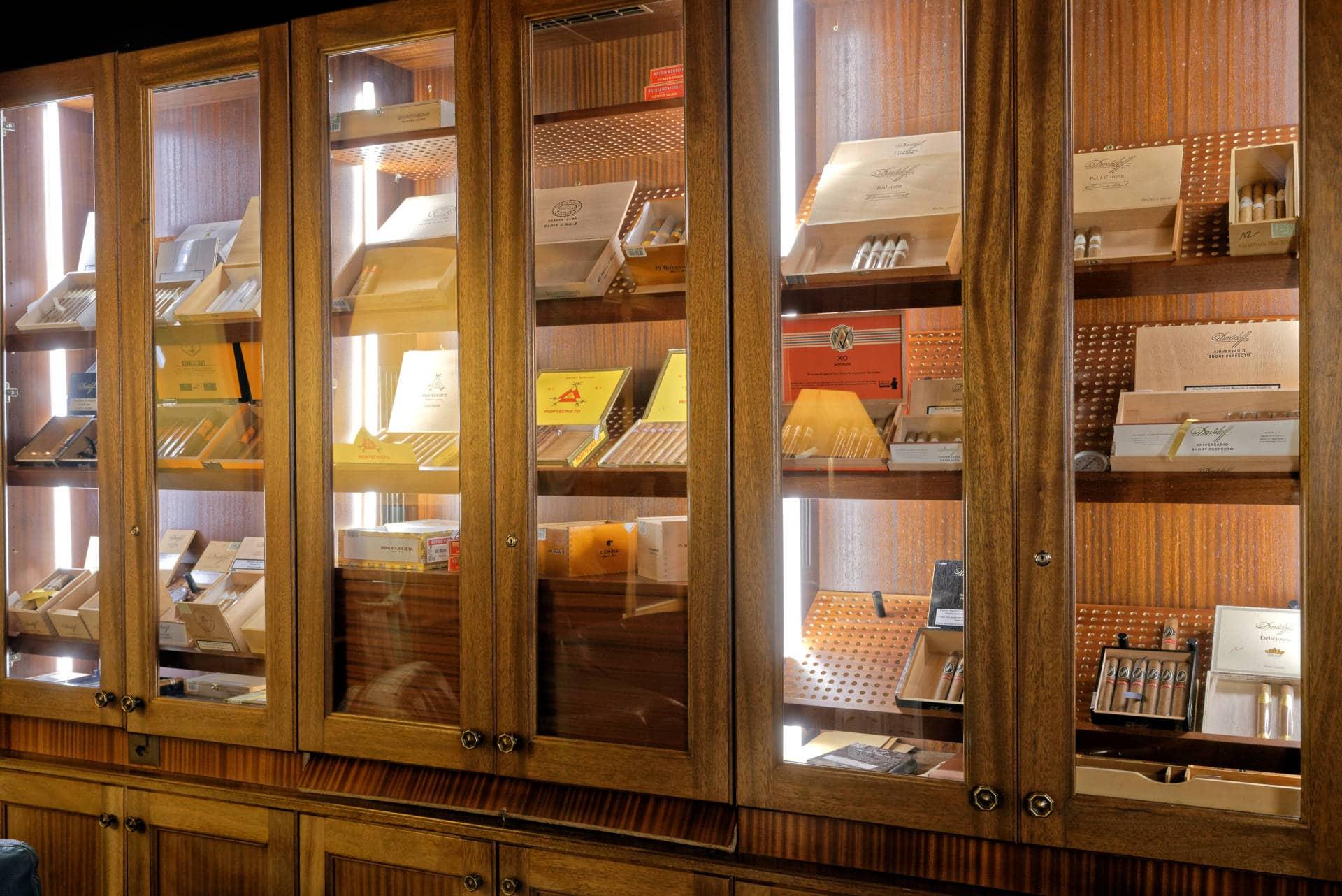 Fumoir cigar Sion