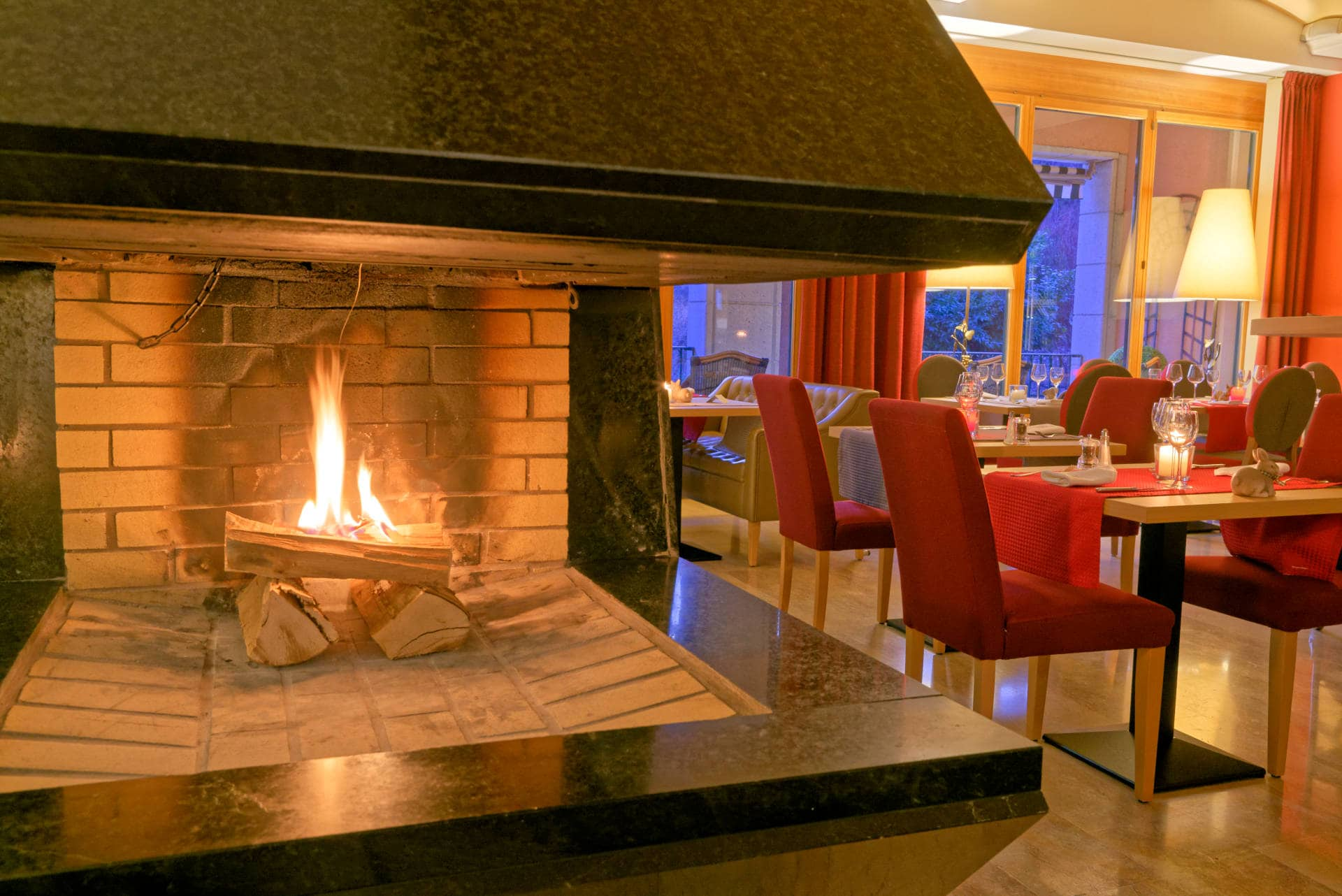 Hôtel Sion - Lounge