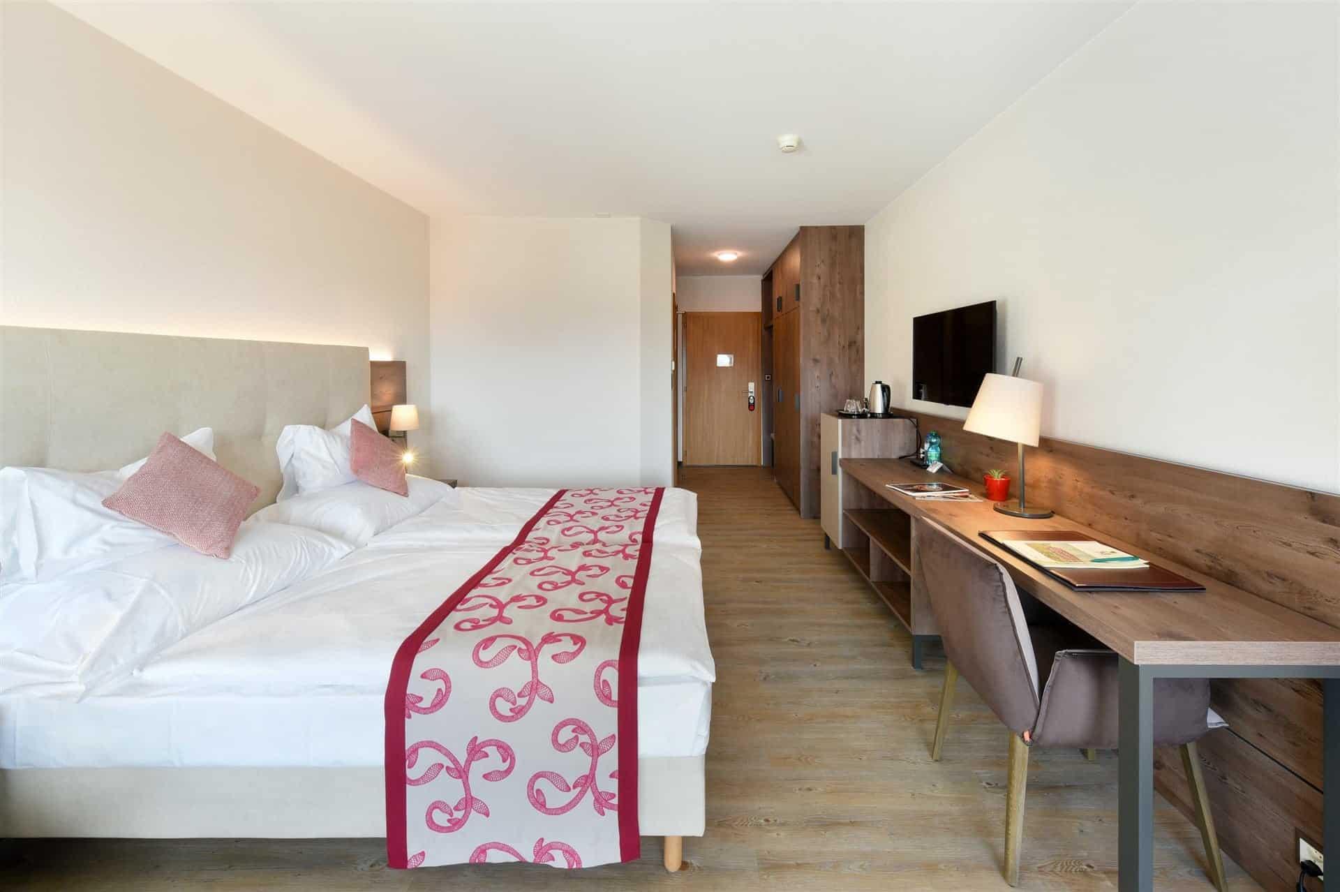 Hôtel Sion - Chambre