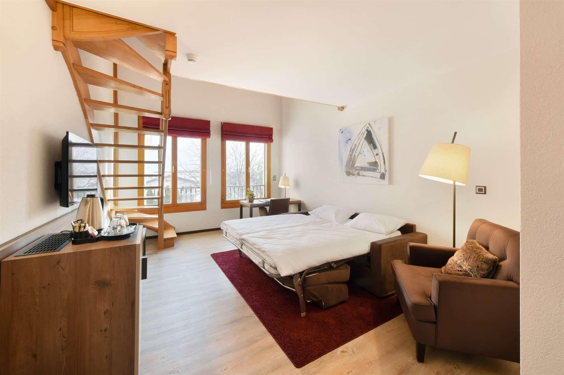 Hôtel Sion - Duplex
